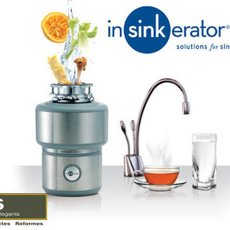 Complements insinkerator. Tms reformes